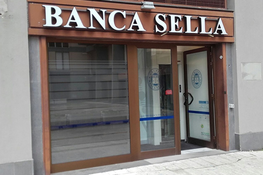 Filiale Banca Sella